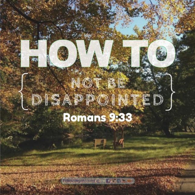Romans 9:33