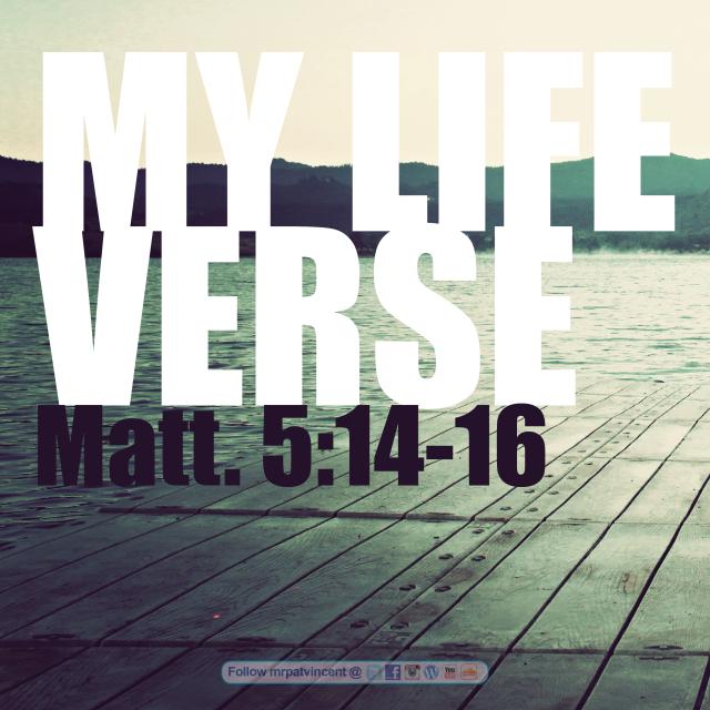 Matt. 5:14-16