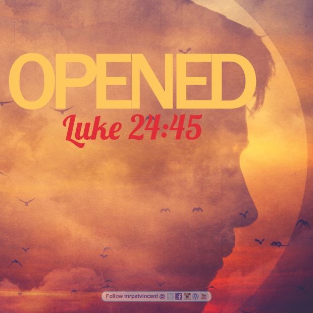 Luke 24:45