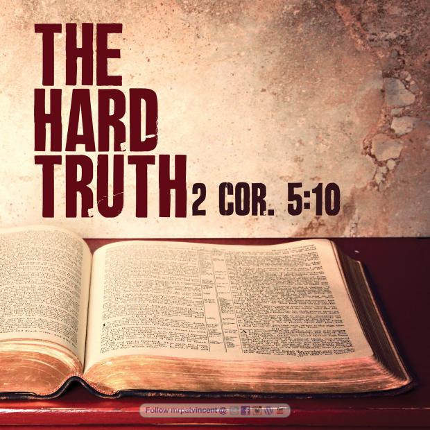 2 Cor. 5:10