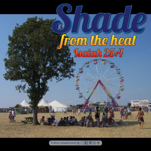 Isaiah 25:4
