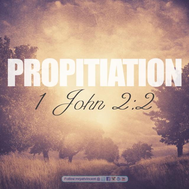 I John 2:2