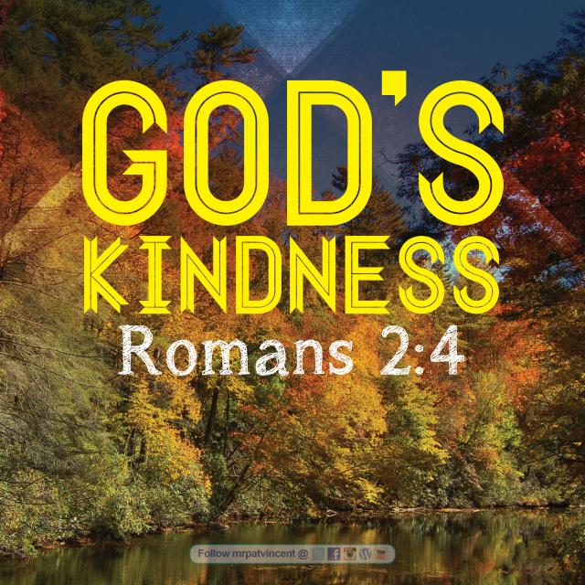 Romans 2:4