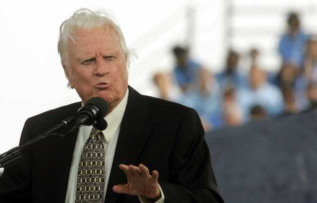 Billy Graham Takes His Crusade To New York City