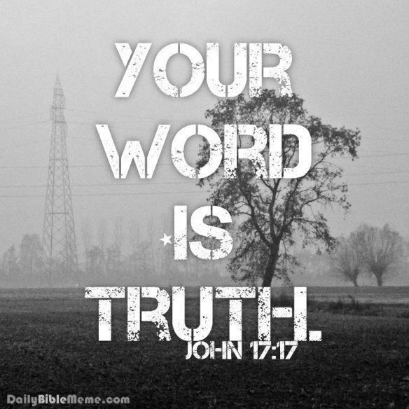 John 17 17