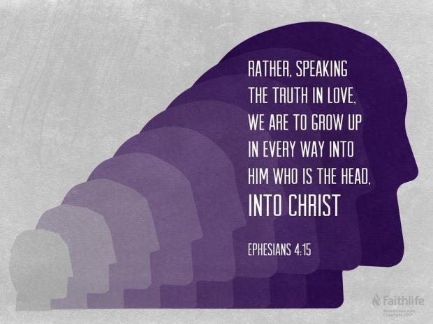Eph 4 14-15